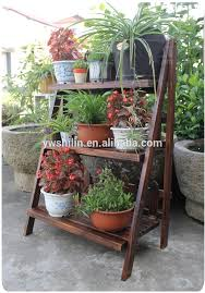 Wooden Patio Plant Stands by Garden Pot Stands Tags 52 Unforgettable Pot Stands Garden Photos
