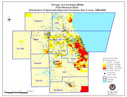 Chicago Bad Neighborhoods Map by Housing And Civil Enforcement Cases Documents Crt Department