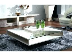 large square modern coffee table modern square coffee table modern large square coffee table inside