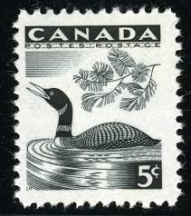 national loon yearbook canada 5 loon st designed by laurence hyde it was issued