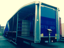 montracon double deck curtainside trailer trailer trailers trailers
