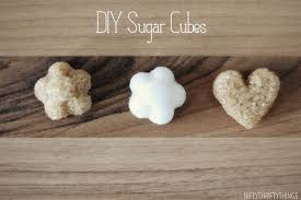 where to buy sugar cubes diy sugar cubes nifty thrifty things