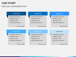 case study ppt template case study template 4 business case study