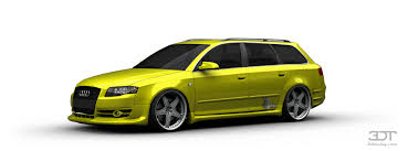 3dtuning of audi a4 wagon 2004 3dtuning com unique on line car