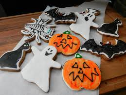 how to make halloween cookies youtube