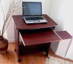 Compact Computer Desk Best 25 Mobile Computer Desk Ideas On Pinterest Floating