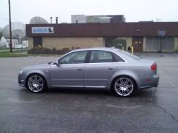 audi a4 b7 lowering springs calling all b7 a4 s lowered on 18 s archive audizine forums