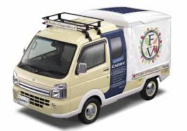 suzuki carry truck suzuki carry open air market concept top10cars