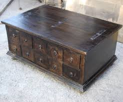 lovely trunk coffee table with storage amusing coffee table