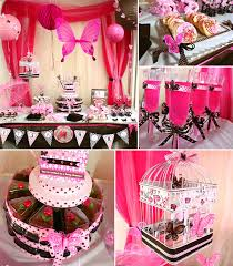 baby showers ideas pink and brown baby shower ideas diabetesmang info