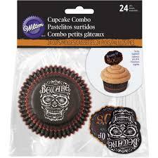 halloween beware of boo u0027s cupcake decorating kit wilton