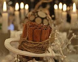 eco christmas decorating with burlap and sisal twine