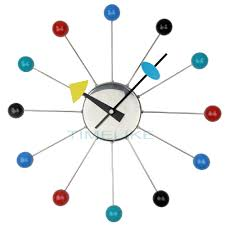 Designer Wall Clock Online Get Cheap Ball Wall Clock Aliexpress Com Alibaba Group
