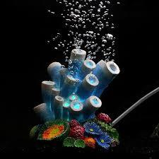 coral air oxygen aquarium fish tank bubbler