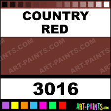 country red milk paint casein milk paints 3016 country red