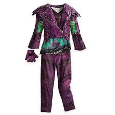 mal costume disney mal costume for kids descendants 2 clothing