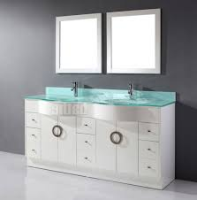 Bathroom Vanities Clearance Bathroom Zoe 72 Inch Double Sink White Bathroom Vanity Stone