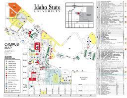 Idaho On Map Maps