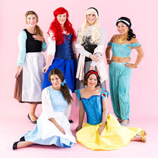 make your dreams come true with this disney princess group
