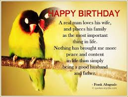 Quotes Birthday Birthday Quotes For Husband Quotes And Sayings