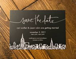 wedding invitations new york cari jason wedding alread designs graphic design wedding