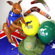 Bbq Party Decorations How To Celebrate Australia Day Like An Australian Australia And Menu