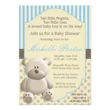teddy baby shower invitations invitation for baby shower exciting teddy baby shower