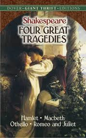 Barnes And Noble Hamlet Four Great Tragedies Hamlet Macbeth Othello And Romeo And