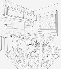 desenho a mão em perspectiva интерьерные скетчи pinterest