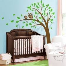 Tree Wall Decor For Nursery This Could Go In My S Room Minus The Crib For The Home