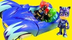 pj masks cars toys catboy cat car owlette owl glider gekko