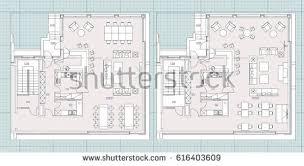 Floor Plan Drawing Symbols Floor Plan Furniture Stock Images Royalty Free Images U0026 Vectors
