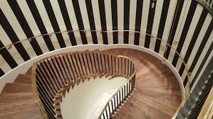 Curved Handrail Handrails London Crafted Handrails 01525 375393