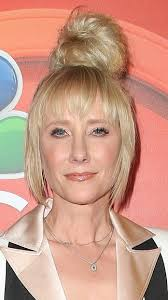anne heche hairstyles hairstyles anne heche casual updo sophisticated allure