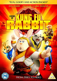 rabbit dvd nerdly the legend of kung fu rabbit dvd review