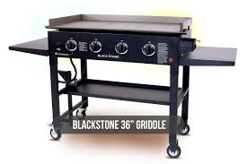 blackstone griddle surround table blackstone 36 stainless steel outdoor griddle stainless steel grill