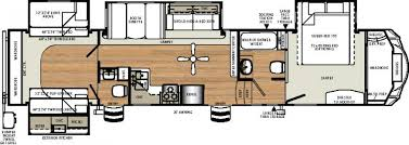 Forest River 5th Wheel Floor Plans 2017 Forest River Sierra 365saqb Fifth Wheel Owatonna Mn Noble Rv