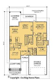two bedroom floor plans house modern house garage cottage blueprints by exciting home plans