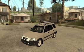 mobil jeep lama honda crv for gta san andreas