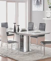 White Gloss Dining Table And Chairs Dining Room Fresh White Gloss Dining Room Table Home Design