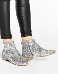 ugg sale asos asos silverglitter atlantis 60s ankle boots product 1 480114533 normal jpeg