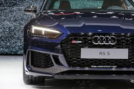 audi rs5 2018 in geneva with 450hp
