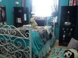 girls zebra bedding teen u0027s room reveal mrs hines u0027 class