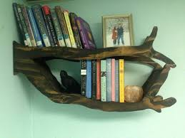 bookshelves shaped like trees mpfmpf com almirah beds