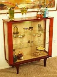 Curio Cabinets Pair Modern Curio Cabinets Foter