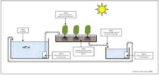 aquaponics diagram check out my personal aquaponics project at