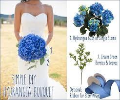 Hydrangea Wedding The 25 Best Blue Hydrangea Bouquet Ideas On Pinterest Blue