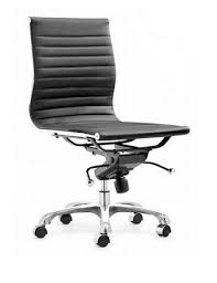 simple ideas armless office chairs home office design