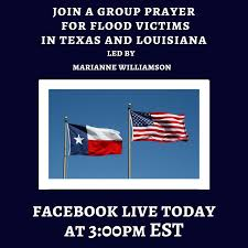 Live Prayer Chat Room by Marianne Williamson Home Facebook