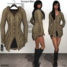 sweater skirt second marketplace de designs sweater skirt
